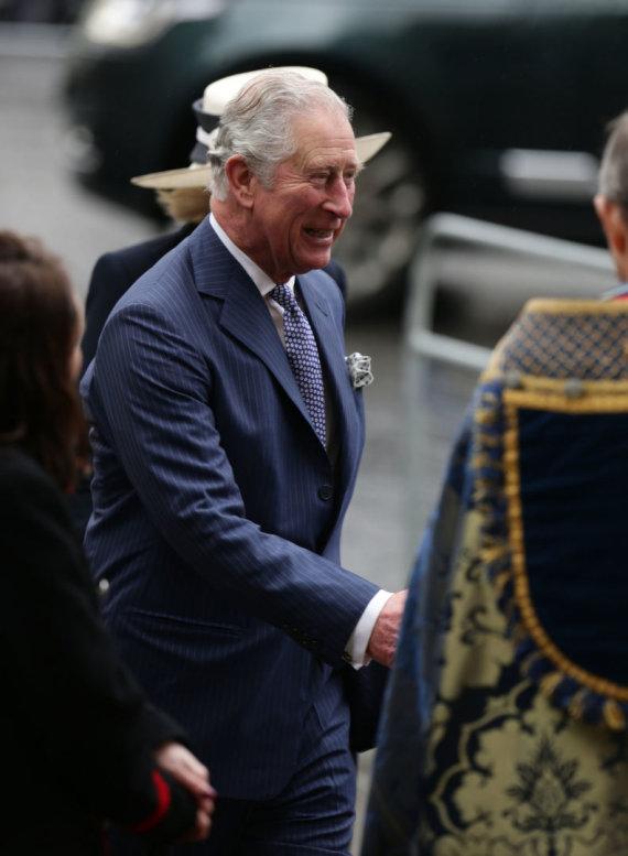 """Scanpix""/""PA Wire""/""Press Association Images"" nuotr./Princas Charlesas"