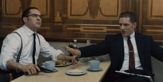 """""""ACME Film"""" nuotr./Tomas Hardy filme """"Legenda"""""""