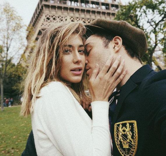 """""""Instagram"""" nuotr./Edas Westwickas ir Jessica Serfaty"""