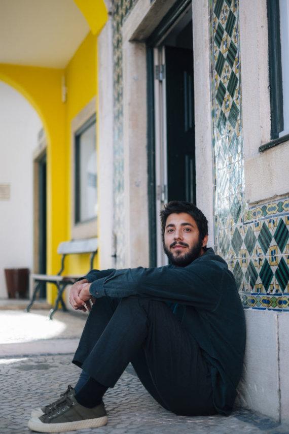 Tomas Monteiro nuotr./Salvadoras Sobralis