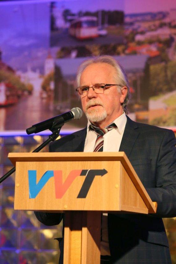 VVT nuotr./VVT generalinis direktorius Rimantas Markauskas