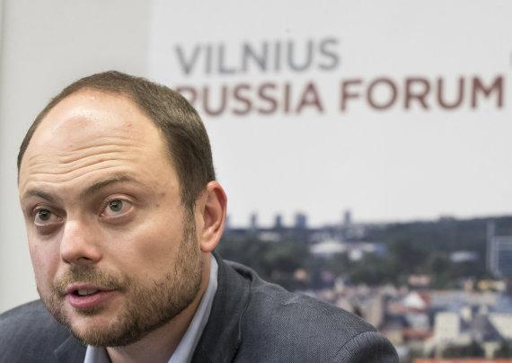 """Scanpix""/AP nuotr./Vladimiras Kara-Murza"