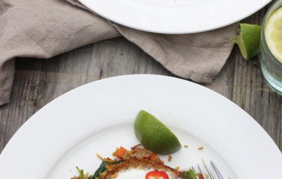 Įdomiųjų ryžių patiekalų repertuaras: nuo picos iki blynelių