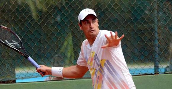 Brazilijos tenisininkas už sutartas varžybas diskvalifikuotas visam gyvenimui