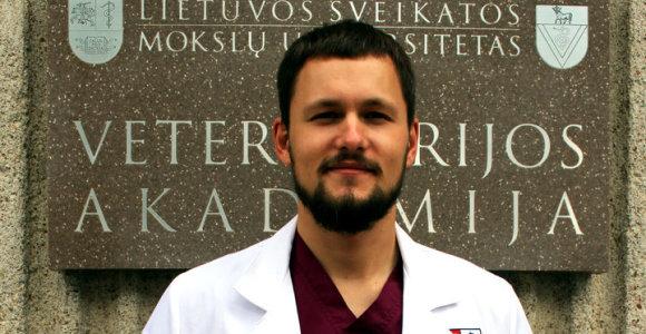 """M.Jankauskas: """"Veterinarijos medicinoje pacientas negali nieko pasakyti. Šeimininkas yra mano paciento balsas"""""""