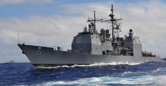 Drąsa ar kvailumas? Istorija, kaip Somalio piratai susirėmė su dviem kariniais laivais