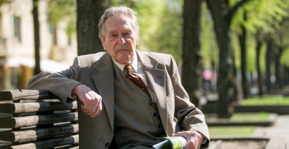 Mirė aktorius Antanas Tarasevičius
