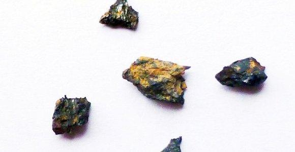 Mokslininkai ištyrė iš tarpžvaigždinės erdvės atkeliavusį mįslingą akmenį