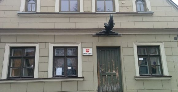 Klaipėdos savivaldybė pirks pašto patalpas senamiestyje