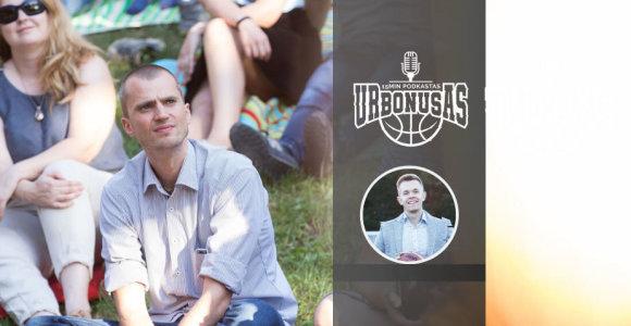 """""""urBONUSas"""": Marius Kiltinavičius – keistuolis treneris, kuris laužo mitus"""