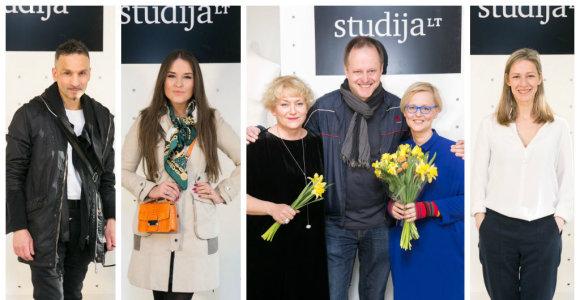 Ieva Ševiakovaitė ir Jolanta Rimkutė kūrybos 20-metį atšventė su garsiais bičiuliais