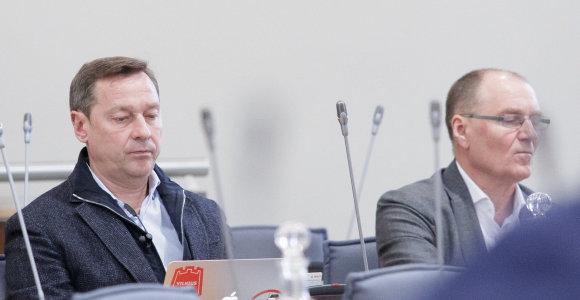 Vyriausioji rinkimų komisija įvertino du skundus dėl A.Zuoko – sprendimai skirtingi