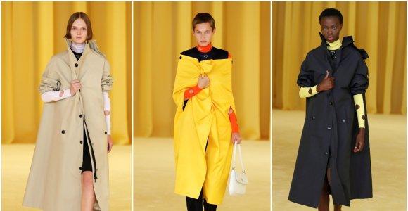 """""""Prada"""" Milane pristatė savo naujausią kolekciją: sugrįžo prie minimalistinio stiliaus"""