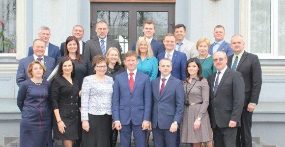 Kazlų Rūdos vicemeru išrinktas konservatorius M.Žitkus
