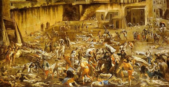 Miestų naikintojas: kaip tamsumas ir prietarai padėjo marui nužudyti milijonus žmonių