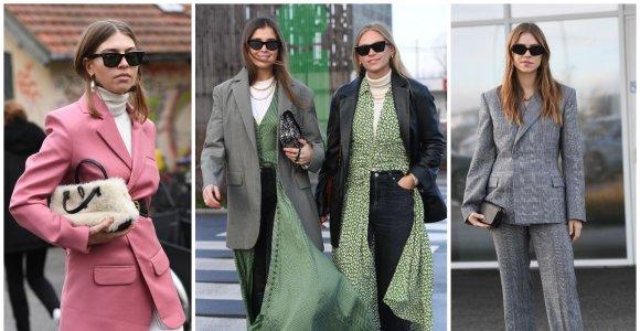 Kopenhagos mados savaitės gatvės stilius: 5 ryškiausios tendencijos