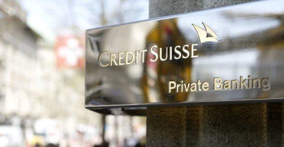"""""""Credit Suisse"""" žada nebefinansuoti naujų anglimis kūrenamų elektrinių"""