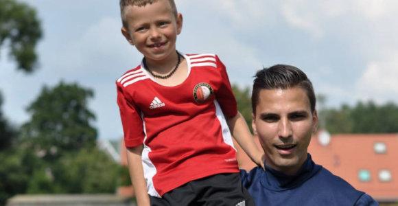 Viena garsiausių futbolo akademijų pasaulyje liepos pradžioje ieškos jaunųjų talentų Lietuvoje