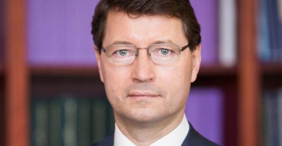 G.Nausėda atmetė Vyriausybės atrinktą Lietuvos kandidatą į ES teismą V.Valančių