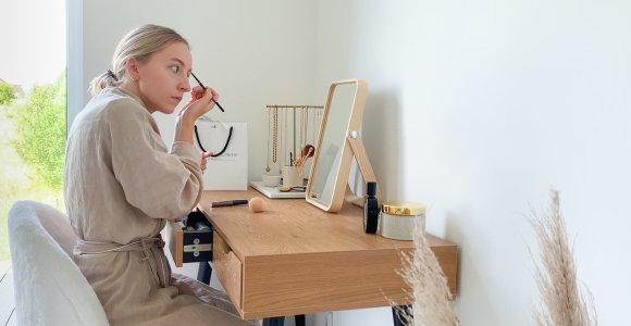 Efektyvi veido odos priežiūra: už šiuos paprastus kasdienius ritualus ateityje sau dėkosite