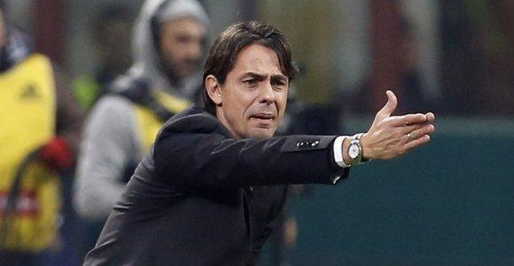 Filippo Inzaghi toliau laikosi tvirtai įsikibęs į kėdę: nesitrauksiu!