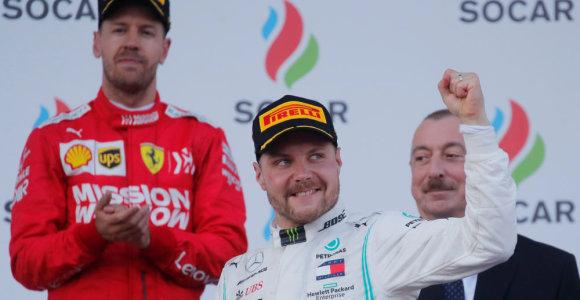 "Kodėl ""Formulės 1"" sezonas virto ""Ferrari"" melodrama"