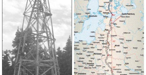 UNESCO pripažintas, mūsų nepažintas: kas tas Struvės geodezinis lankas, kuris driekiasi per Lietuvą?