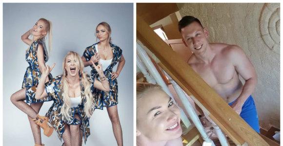 Grupės YVA merginos vasarą ne tik koncertuos, bet ir remontuos Natalijos Bunkės namą