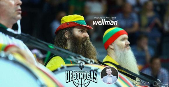 """""""urBONUSas"""": Sėkla – kaip sirgaliai Lietuvos rinktinę iškvietė į barą ir nuotykiai Kinijoje"""