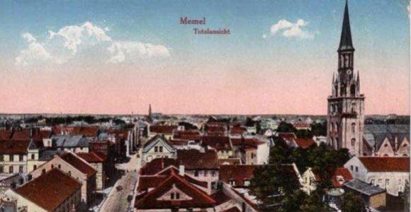Klaipėdos šv. Jono bažnyčios projektui – dar daugiau dėmesio