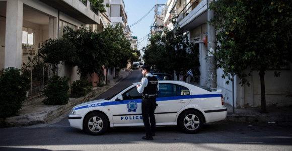 Graikijoje po kasmetinės demonstracijos prieš chuntą areštuoti 28 asmenys