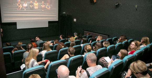 Apklausa: ar Lietuvai reikėtų Nacionalinės filmotekos?