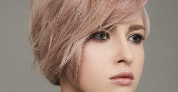 Madingiausios plaukų spalvos ir kirpimai pagal ATWINS
