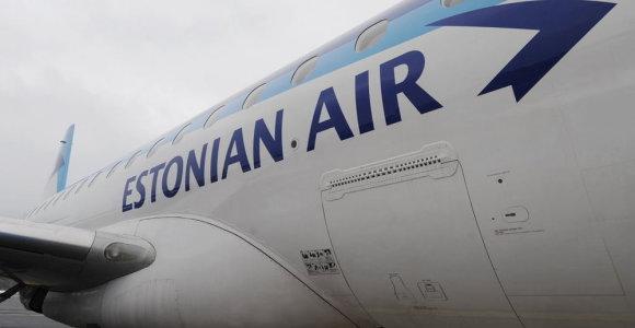 """""""Estonian Air"""" įpėdinė kovo pabaigoje pristatys naują pavadinimą"""