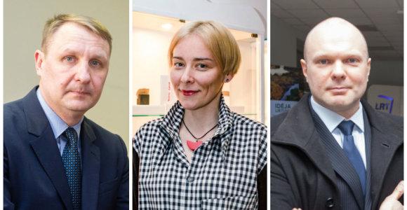 Europos Parlamento rinkimai Lietuvos įžymybėms nebuvo sėkmingi – kone visi liko už borto