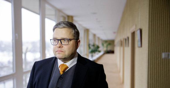 V.Vasiliauskas: NT mokesčio bazę vertėtų plėsti