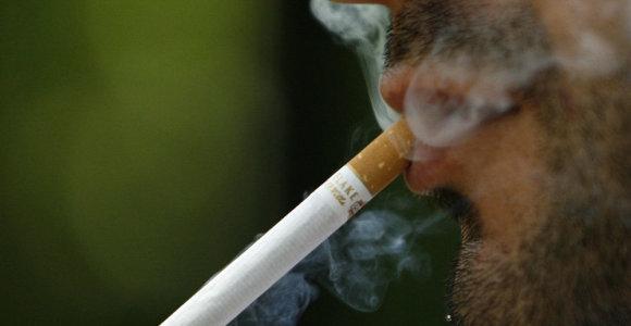 Kardiologas: rūkymas – vienas pagrindinių veiksnių, lemiančių širdies ir kraujagyslių ligas