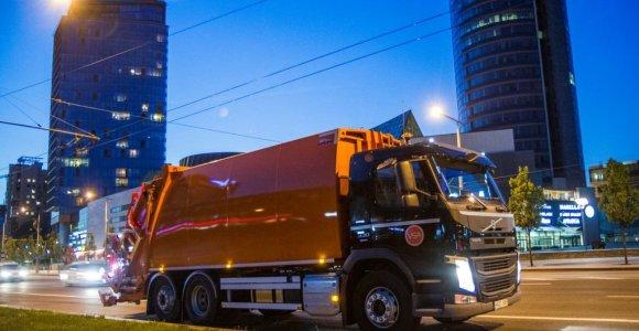 """""""VSA Vilniui"""" nepavyko sustabdyti Vilniaus atliekų vežimo sutarties su """"Ekonovus"""" vykdymo"""