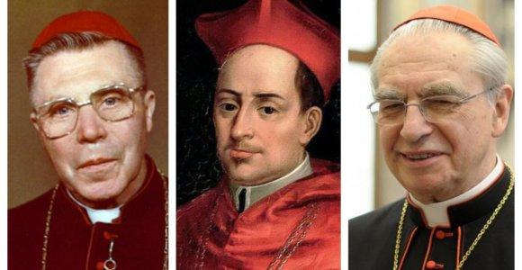 S.Tamkevičius tapo ketvirtuoju kardinolu iš Lietuvos: kas buvo pirmieji trys?