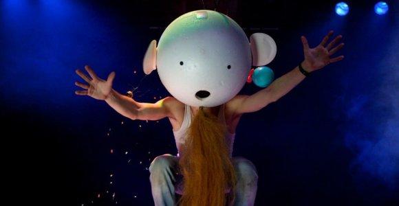 """Festivalyje """"Kitoks'19"""" – instaliacija kūdikiams, šiuolaikinis cirkas vaikams ir dokumentinis teatras"""