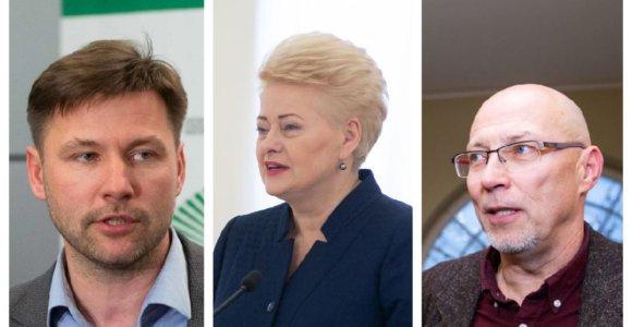 Profsąjungų atstovai: prezidentės pataisos pagrindinių problemų nesprendžia
