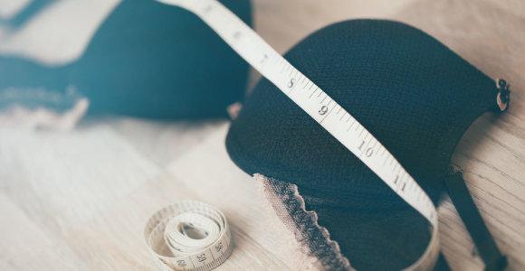 4 patarimai, kaip išsirinkti liemenėlę: svarbu ir kūno sudėjimas, ir jūsų amžius