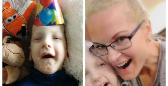 Dramatiškas Vaidos nėštumas: išsaugojo kūdikį gelbėdamasi nuo vėžio, bet pragaištingu tapo paprastas virusas