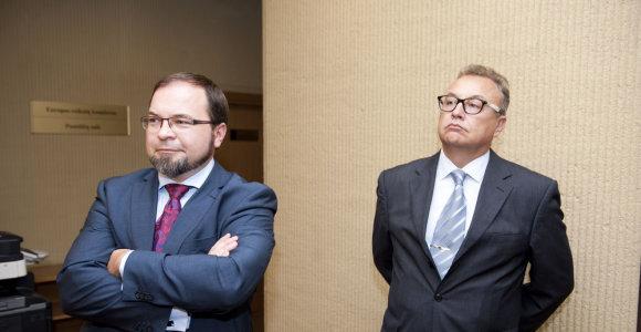 Teismas iš naujo spręs dėl buvusio ambasadoriaus Renato Juškos nuobaudos