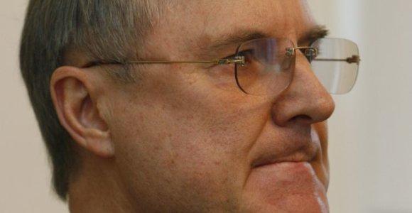 Atsistatydinusiam E.Vaitekūnui grėsė atleidimas iš LRTK dėl šiurkštaus pažeidimo