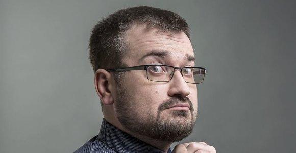 Šarūnas Černiauskas: Mus uždraudė