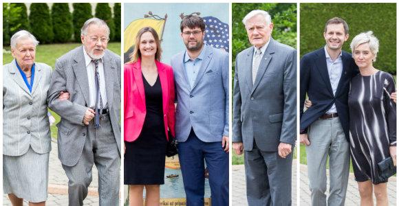 JAV Nepriklausomybės dieną Vilniuje paminėjo šimtai ambasadorės sukviestų garbių svečių