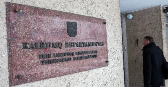 Vyriausybė paskyrė prokurorą V.Kulikauską Kalėjimų departamento vadovu
