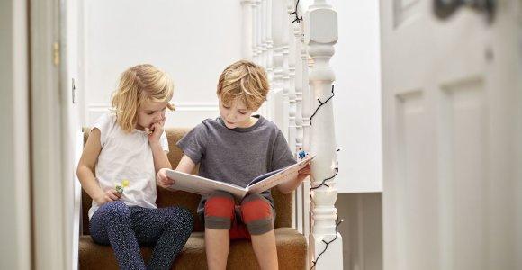 Ministerija neapsisprendžia, gerai ar blogai mokytis namuose