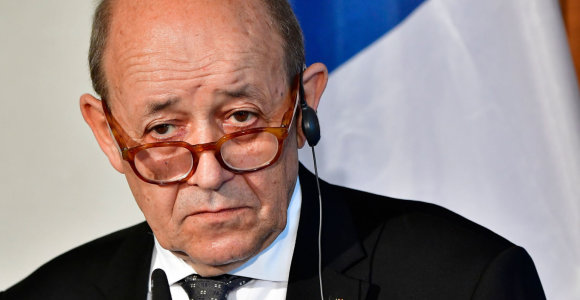 Prancūzija siekia griežtesnių sankcijų libiečiams, blokuojantiems politinį sprendimą